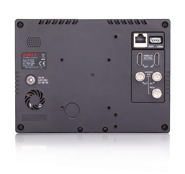 SwitS-1073H7-inch Full HD 4K-HDMI LCD Monitor 4