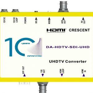 Apantac DA-HDTV-SDI-UHD HDMI 2.0 to 12G SDI Converter