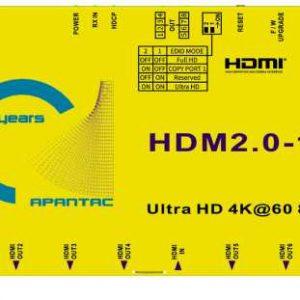 Apantac MT HOOD HDMI 2.0 Splitter