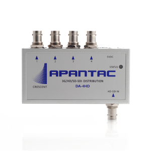 Distribution splitters amplifiers