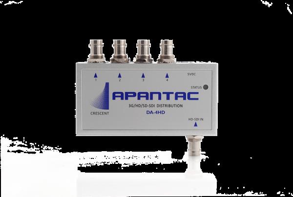 Distribution splitters amplifiers