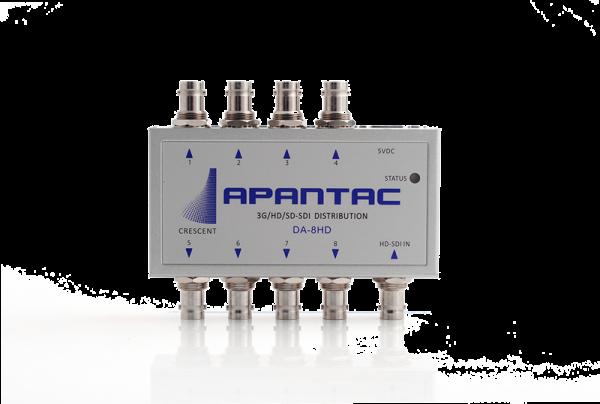 Dstribution splitters amplifier
